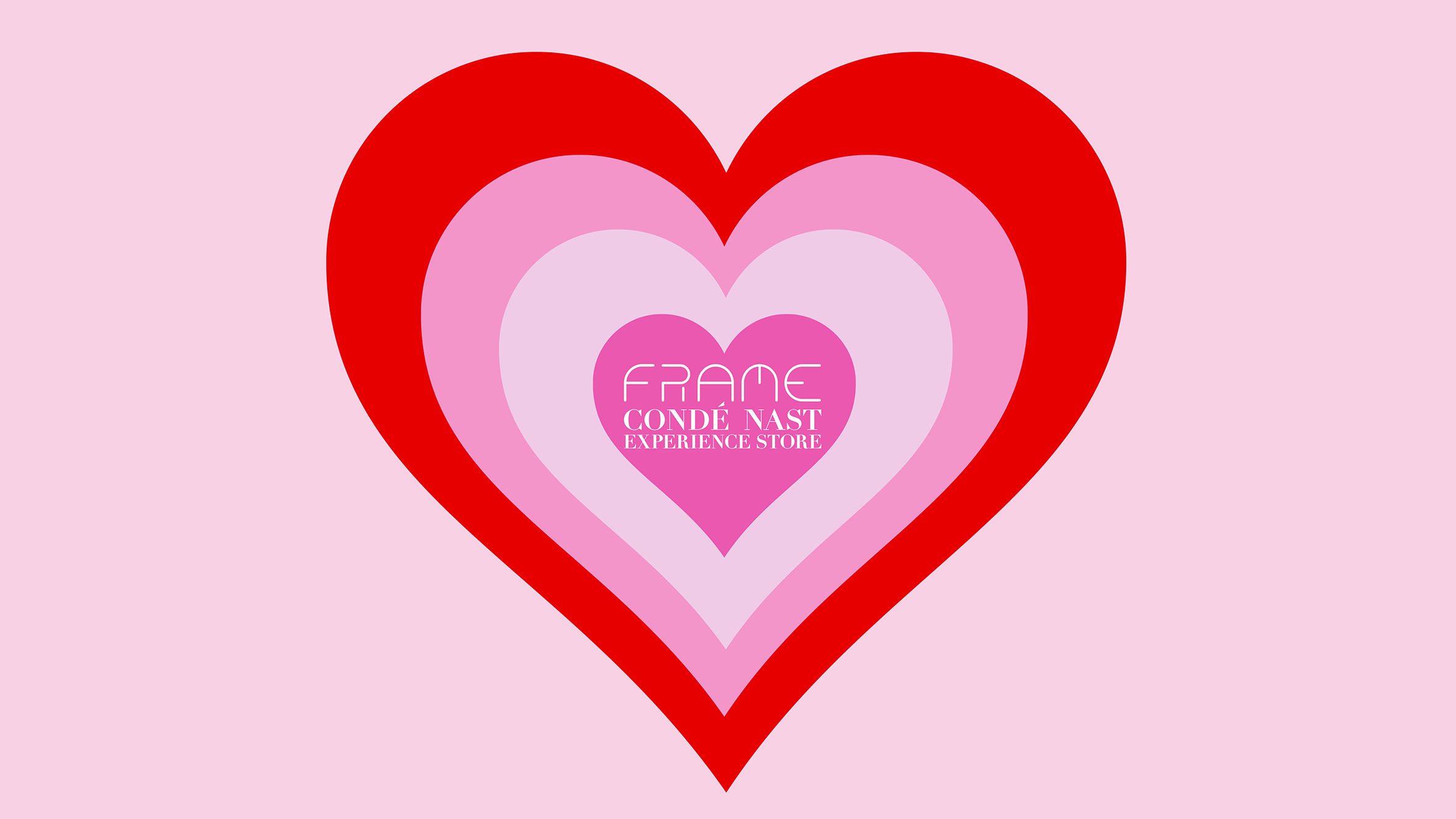 A Valentine's Day at Frame Condé Nast